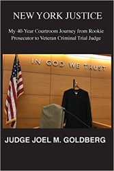 Judge's Memoir Covers His Four Decades of Criminal Trials