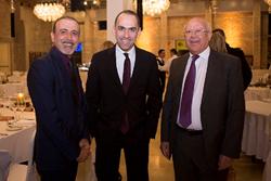 Cyprus Minister of Finance Attends Windsor Brokers Ltd Christmas...