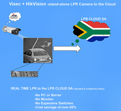 Visec Announces Embedded License Plate Recognition Using Hikvision...