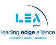 Logo: Leading Edge Alliance (LEA Global)