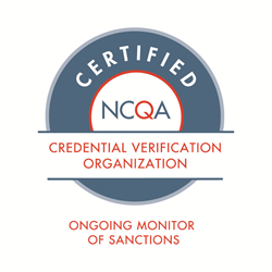 NCQA CVO Ongoing Monitoring Seal