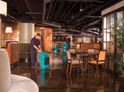 Commercial Water Damage Cleanup
