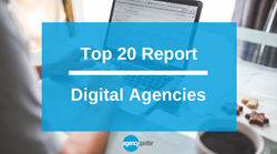 Top 20 Digital Agencies Report on Agency Spotter