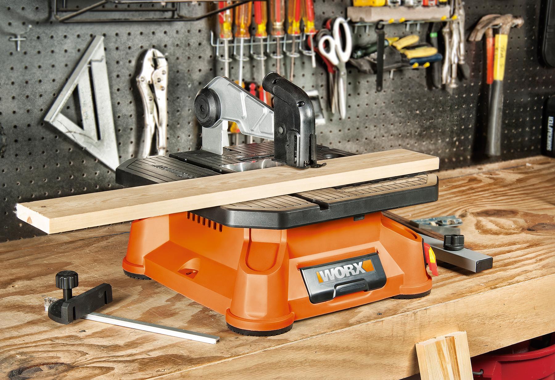 Worx Bladerunner X2 Cutting Board