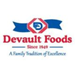 Devault Foods.  Behind The Scenes But Ahead Of Taste.