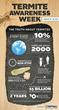 Bug Busters Terminte Infographic
