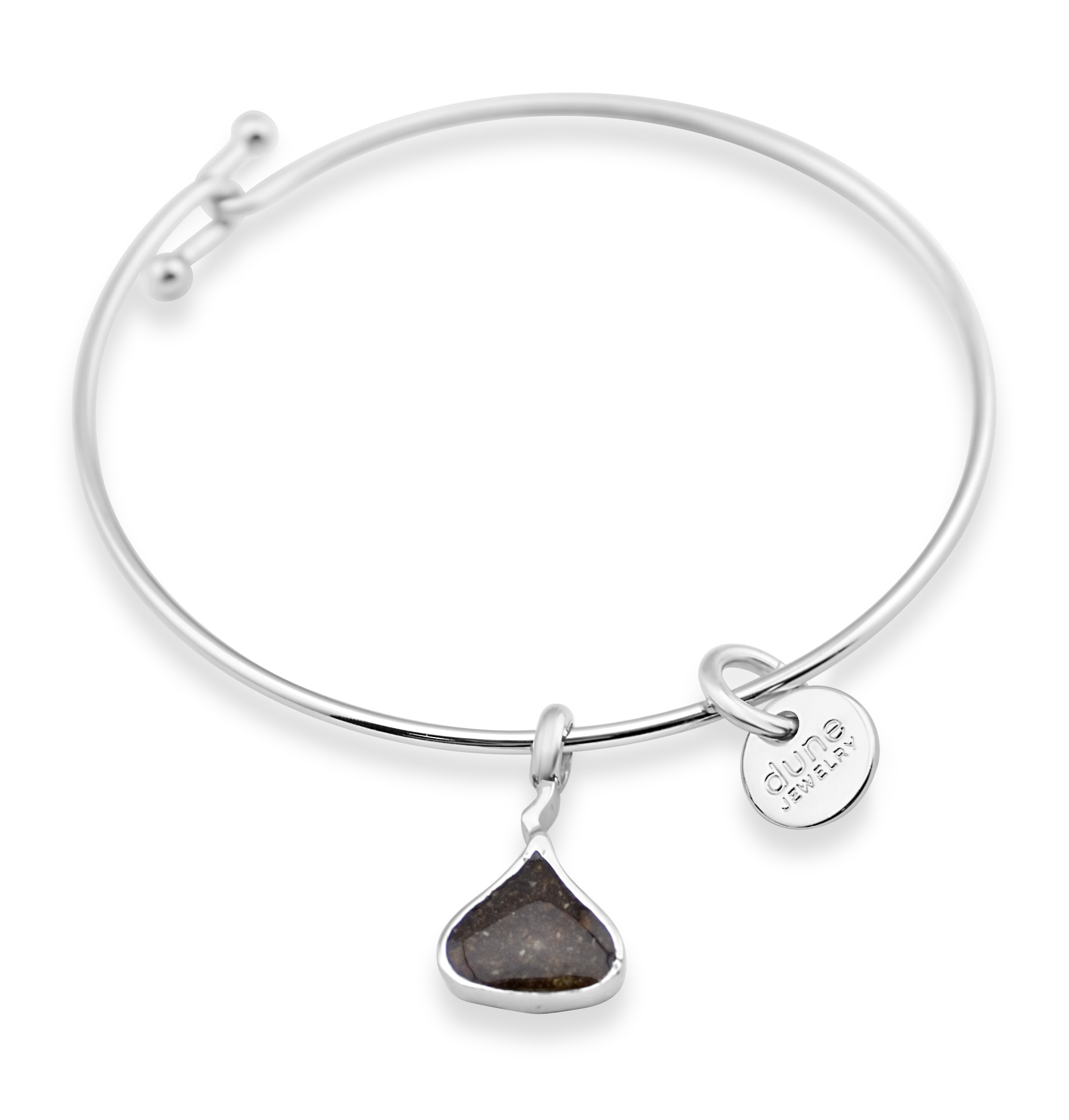 Dune Jewelry Hershey S Crushed Cocoa Bean Bangle