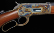 "Lot 1061:  Extremely Rare Semi-Deluxe Special Order Winchester Model 1886 ""Big 50 Exp"", $40,000-65,000"