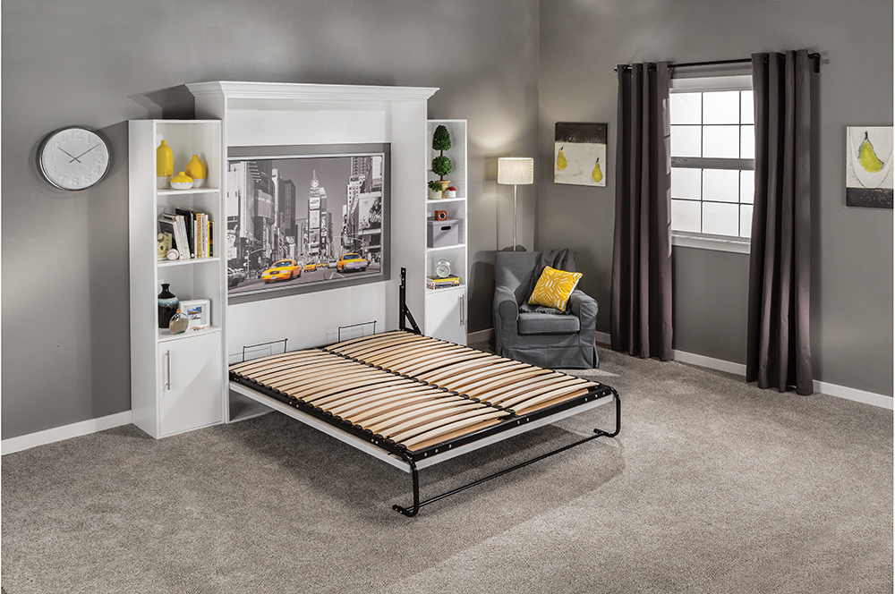 Rockler Adds New Line Of Diy Murphy Bed Kits