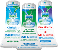 Dry Mouth & 24 Hour Bad Breath Prevention