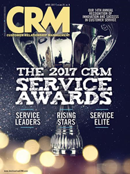 CRM Magazine Names Its 2017 Service Award Leaders