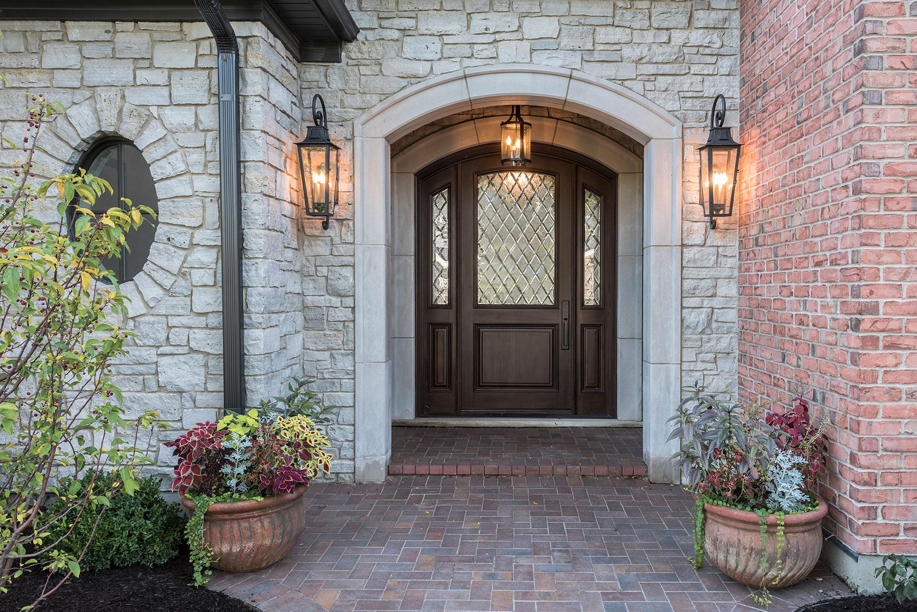 Glenview Haus: Custom Front Door Design A Growing Trend In