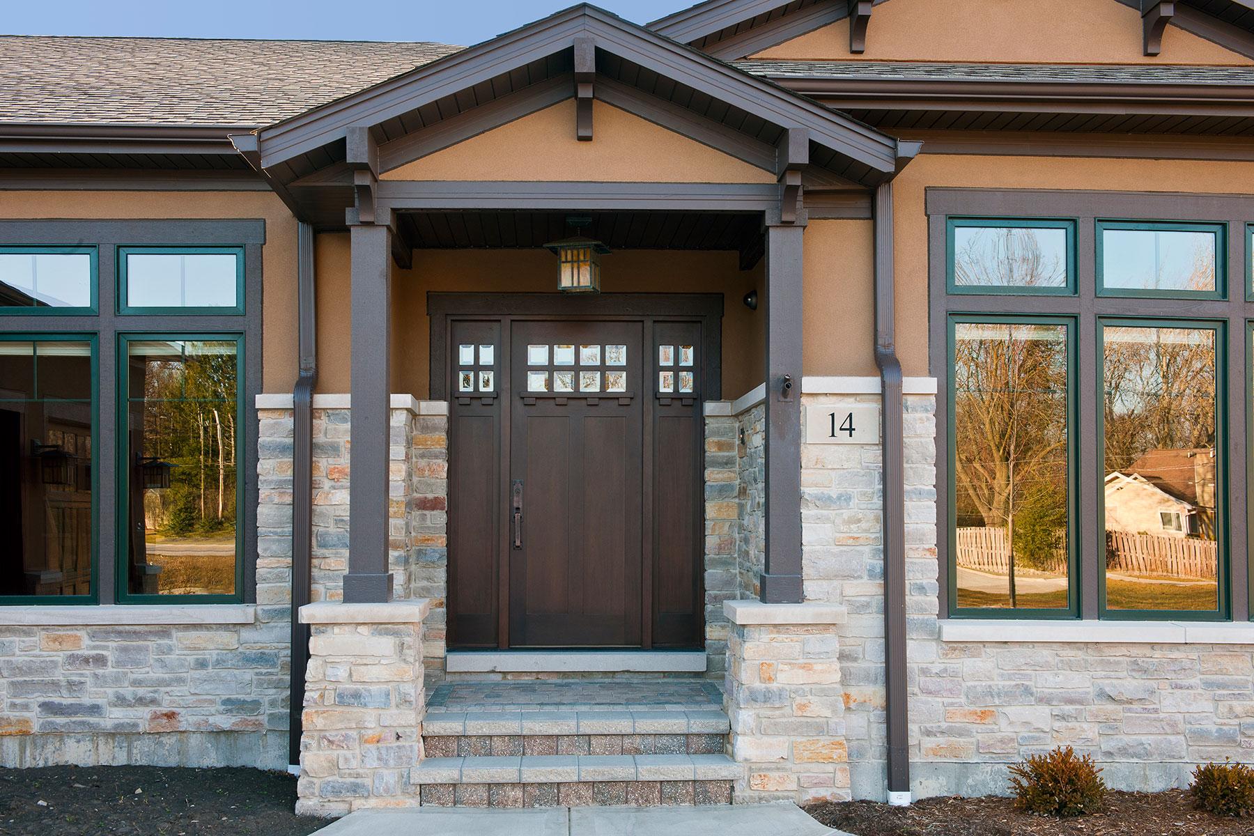 Craftsman Mahogany Front DoorCraftsman Mahogany Front Door ...