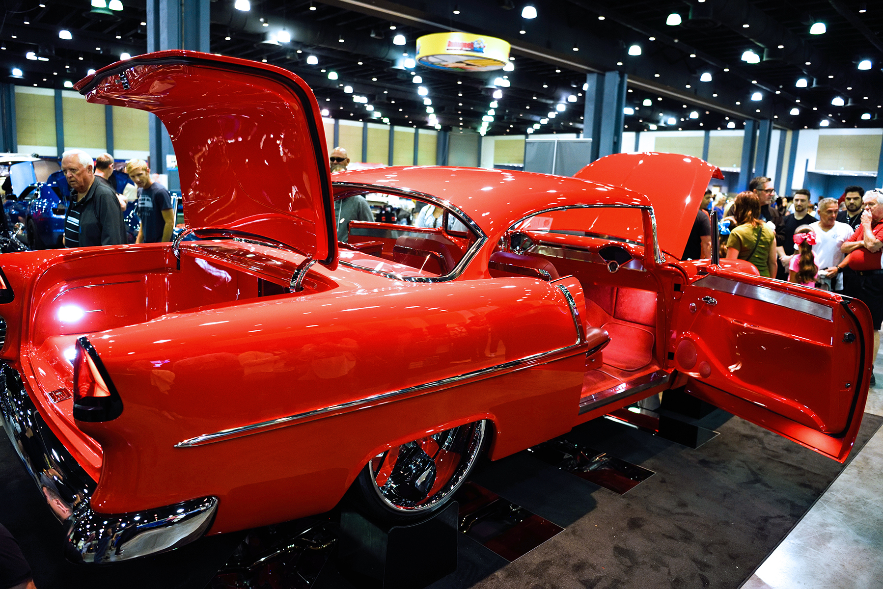 CRM Wins Three Awards At Autogeeks Detail Fest Car Show Debut - Phillips chevy car show