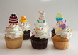 Easter cupcakes from Three Brothers Bakery