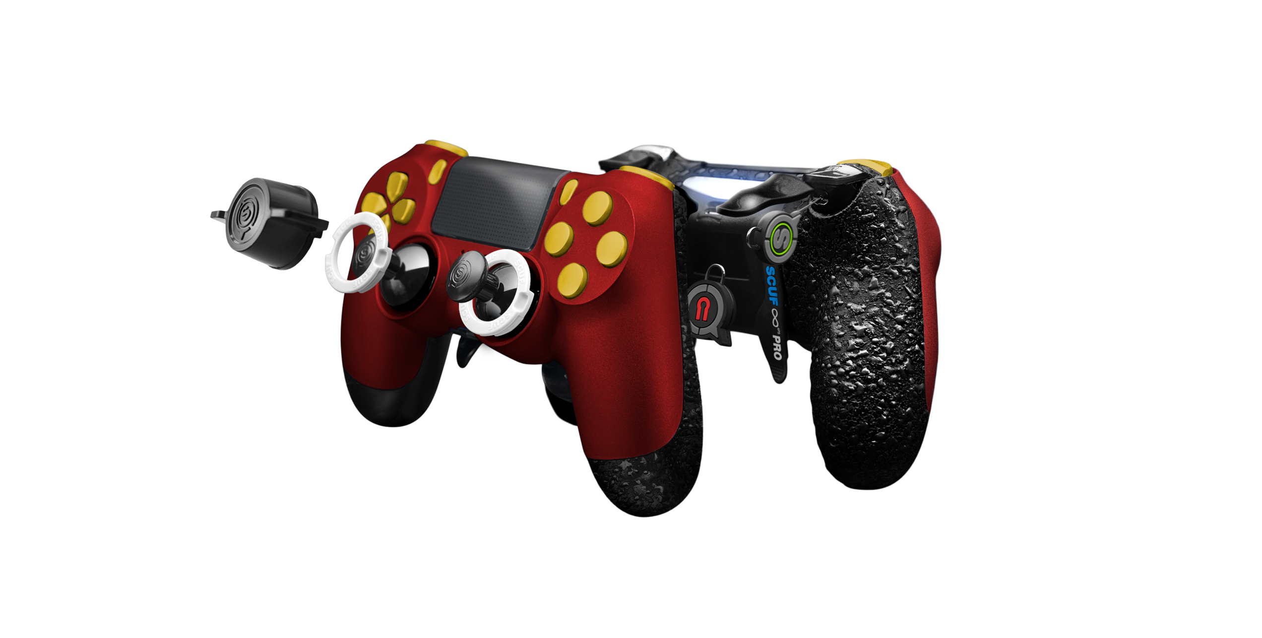 Scuf Gaming 174 Releases Two New Pro Controllers Scuf Impact