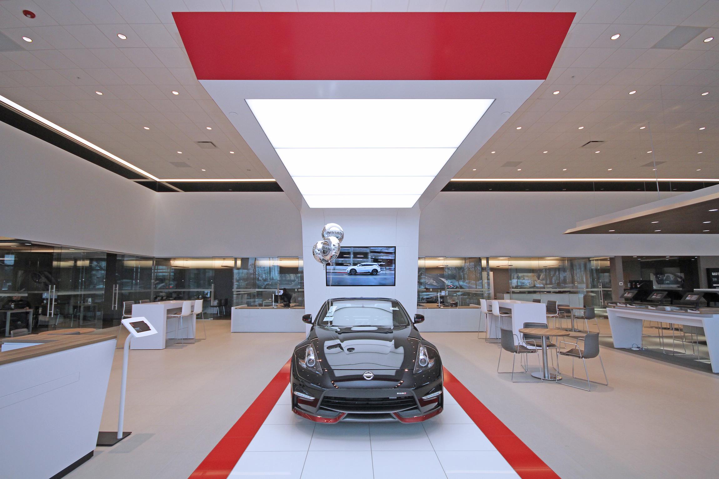 Zeigler Nissan Gurnee >> Nissan Opens First Purpose-Built Nissan 2.0 Store In US ...