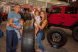 Family at Truck & Jeep Fest