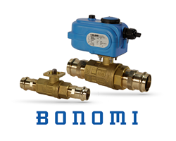 potable water valves, automatic valves, actuated valves, lead-free ball valves