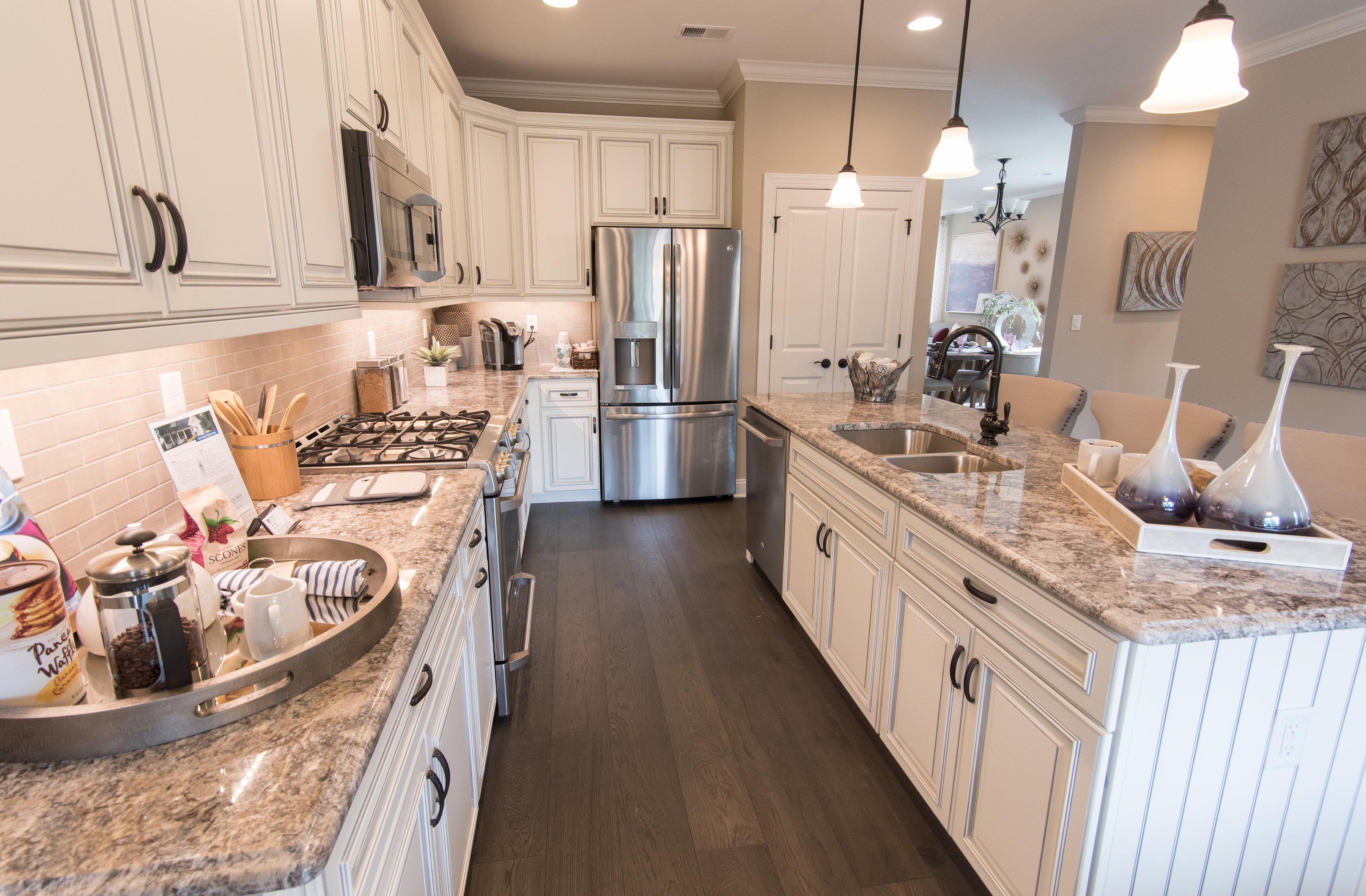 chesapeake kitchen design. The Kitchen In Chesapeake Home Design At Heritage Colonia. A