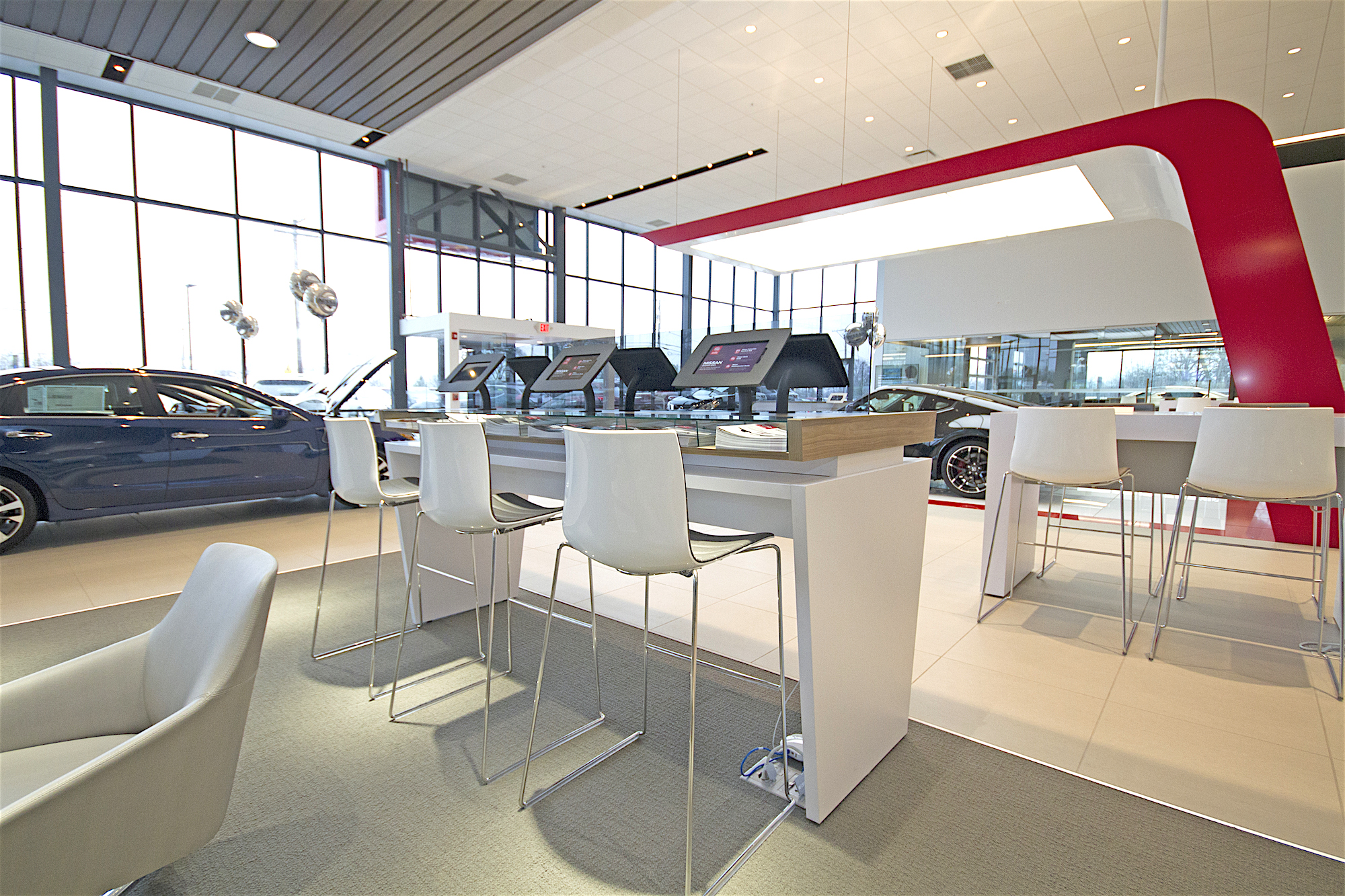 Zeigler Nissan Gurnee >> Nissan Opens First Purpose-Built Nissan 2.0 Store In US, Iconic Design On Display At Zeigler ...