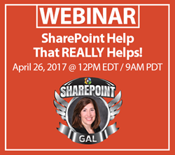 SharePoint End User Training That Really Helps
