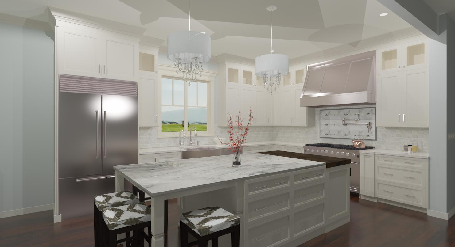 Drury design team welcomes luxury kitchen and bath designer linda larisch cmkbd for Designer kitchens and bathrooms