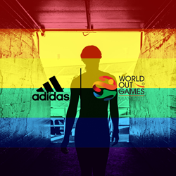 adidas; World Out Games Miami 2017; sports equality
