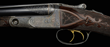 An incredible high original condition 20 Bore A1 Special Parker with gold inlay realized $253,000.