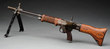 An extremely scarce Krieghoff FG-42 Second Model realized $149,500.