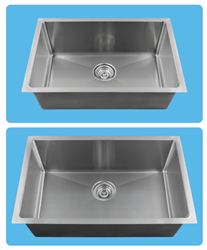 "3/4"" Radius Sink Models"