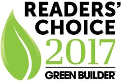 Green Builder Media Announces 2017 Readers' Choice Awards