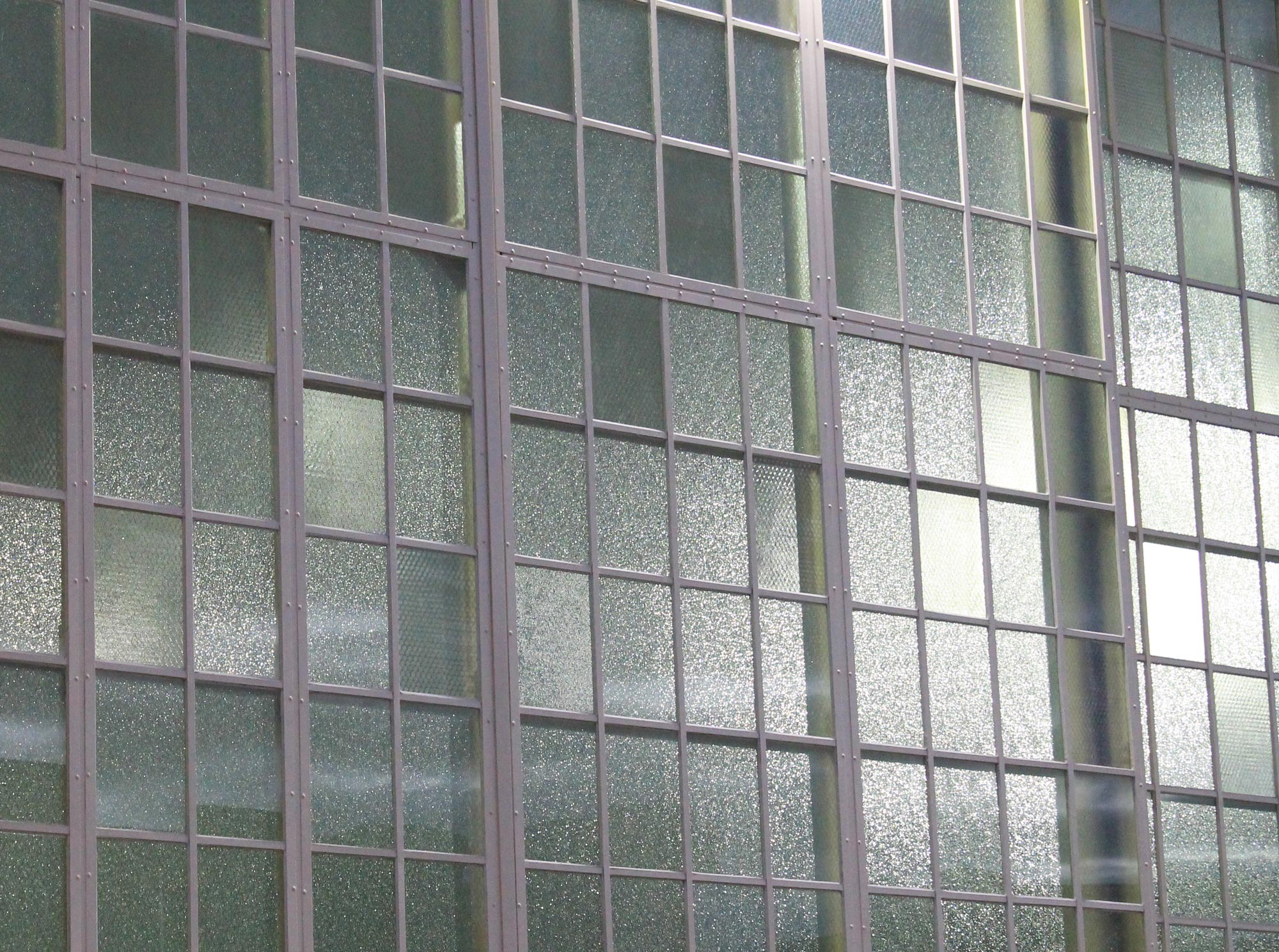 Bendheim\'s Chicken Wire Glass Breathes New Life into Historic NYC ...