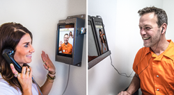 Innovative Video Visitation System Helps Inmates at the Greene County Justice Center Connect with Friends and Family.