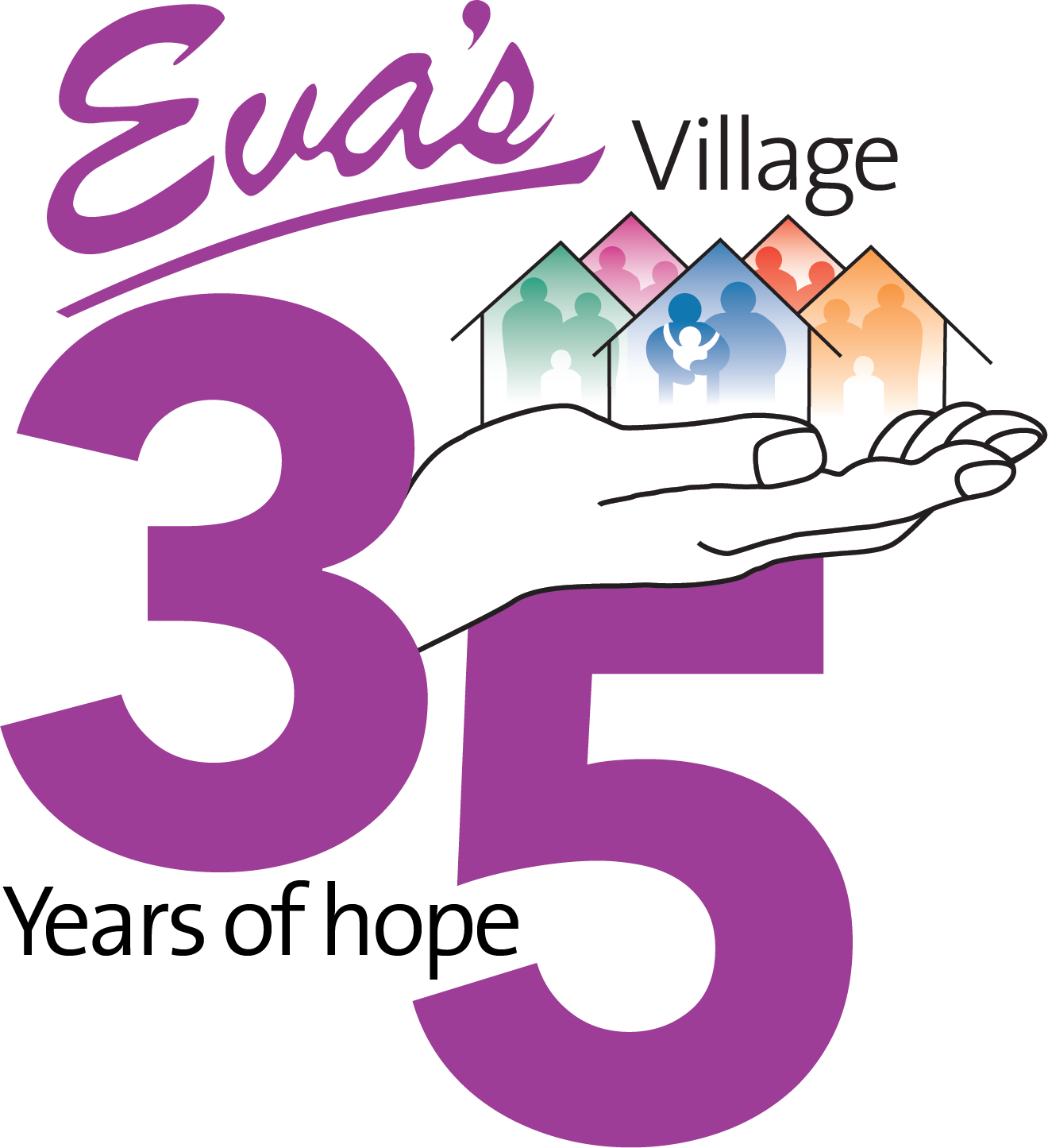 Collaboration With Local College Benefits Eva's Village
