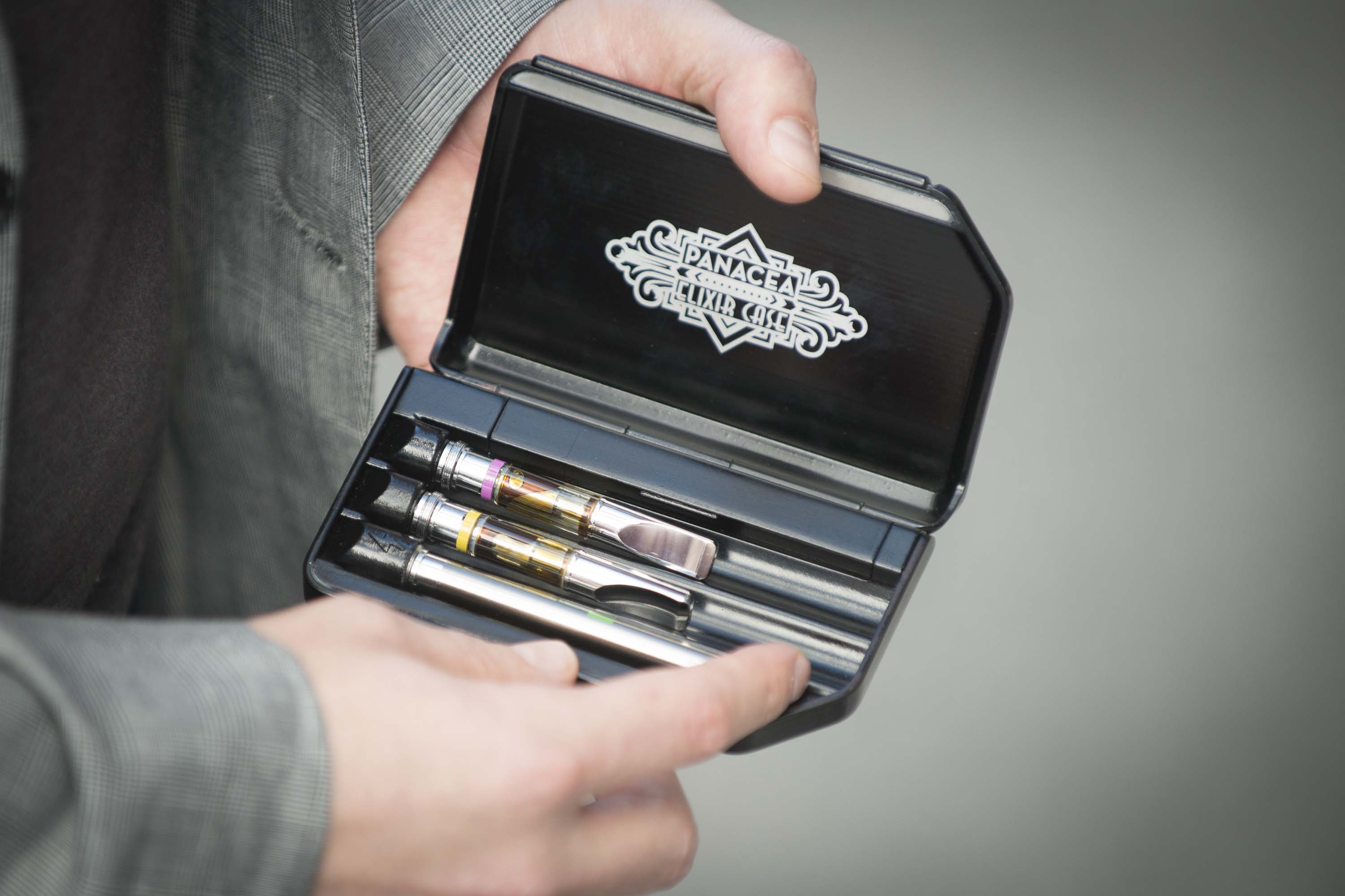 Protect and Never Lose a Charge with This First Ever Vape