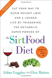 "Sirtfoods are a newly classified group of foods that are revolutionizing healthy eating. Ranging from chocolate and red wine to garlic and cinammon, sirtfoods are particularly rich in special nutrients that help us activate the same skinny genes in our bodies that fasting triggers. Nutritionists Aidan Goggins and Glen Matten have created ""The Sirtfood Diet"" to help readers effectively lose weight and improve resistance to disease while continuing to provide high energy and exemplary health."