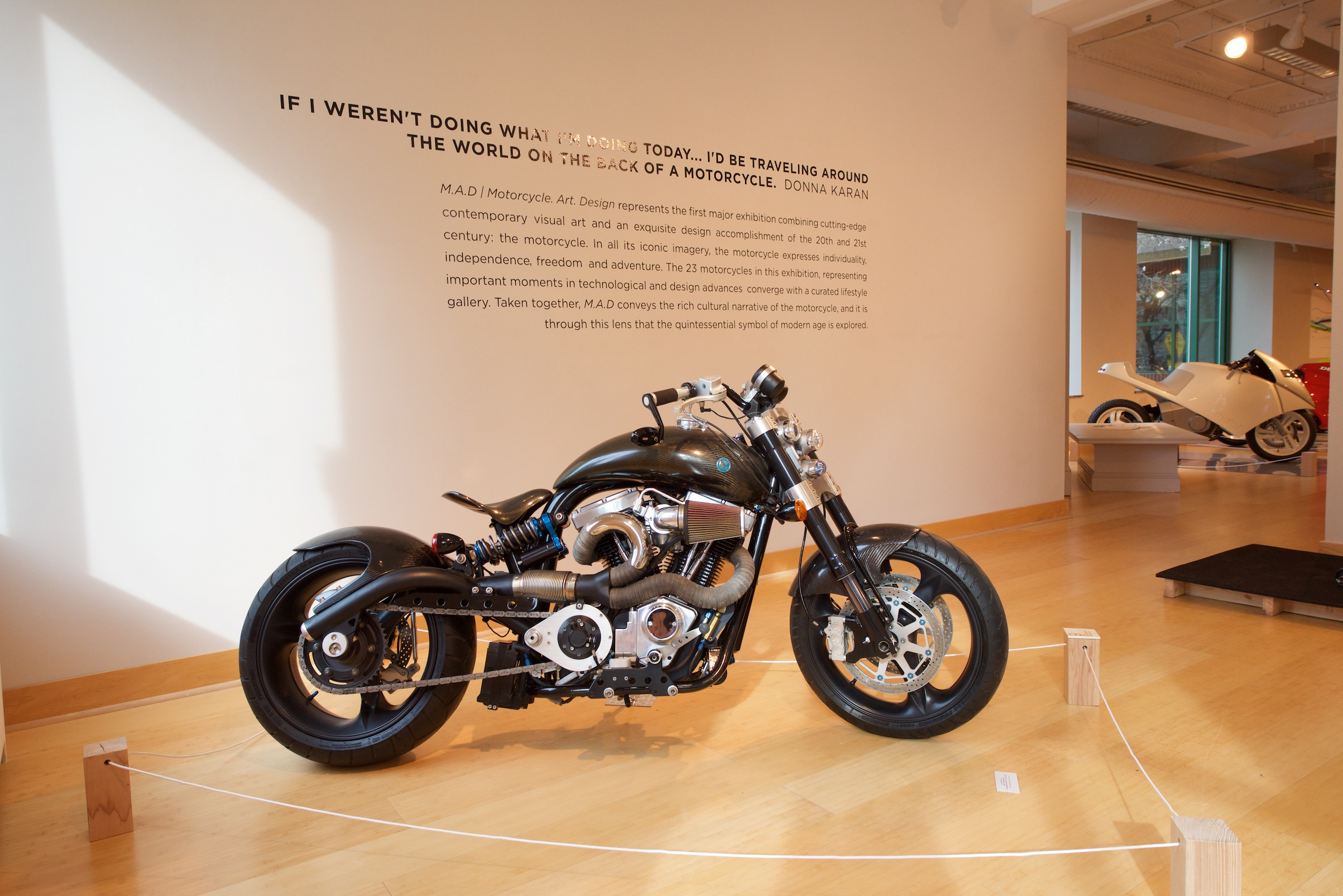 Greenhill Goes Mad For Motorcycles In North Carolina 1975 Harley Davidson Sportster 2005 Confederate F113 Hellcat From The Robert Steinbugler Collection Photo By Lynn H Donovan