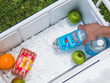 Innovative Product Solves Pesky Camping Problem The Cooler Tray™