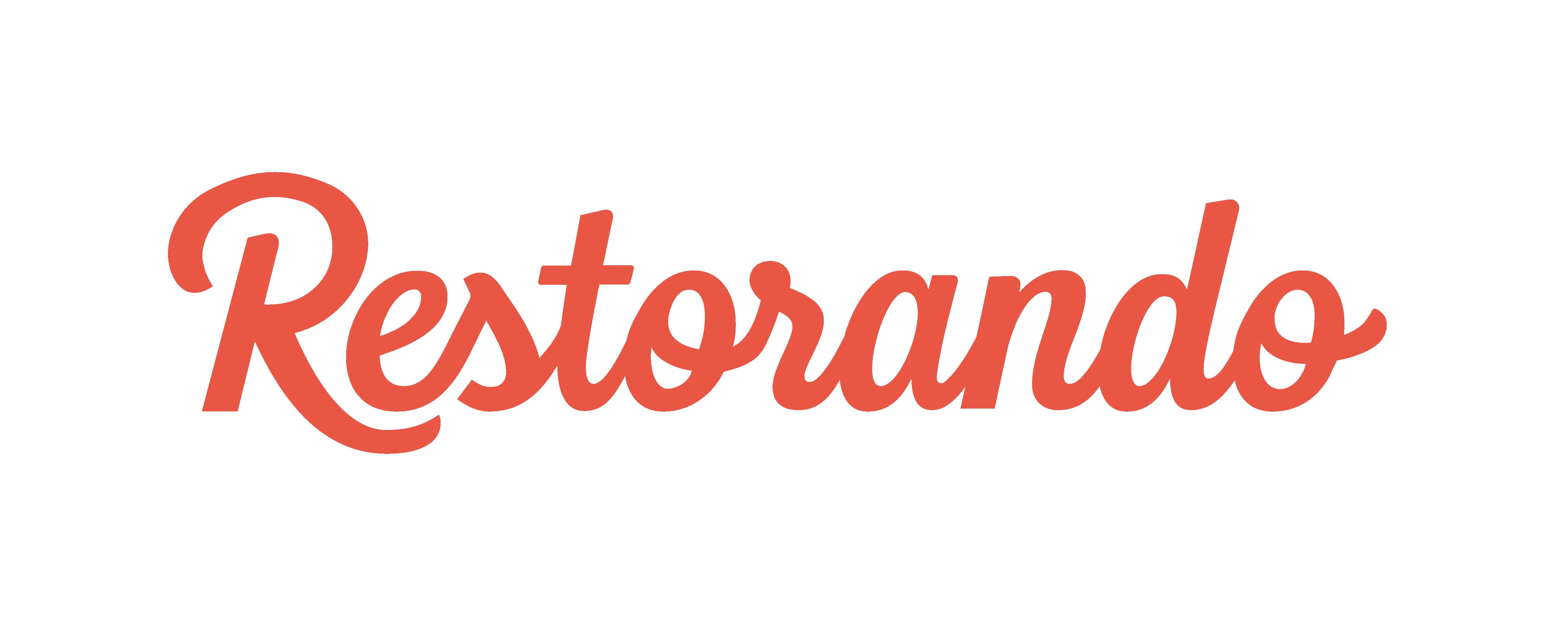 Restorando Logo Transparent TripAdvisor