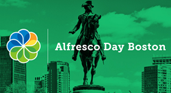 Alfresco Day Boston 2017