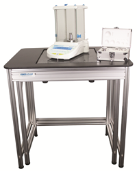 Adam Equipment's Anti-Vibration Table and Nimbus Analytical Balances