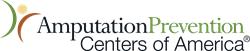 Amputation Prevention Centers of America logo