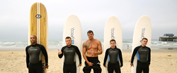 Surf Therapy Session at Broadway Treatment Center