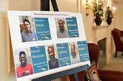 Wesley Homes Des Moines' first Students-in-Residence