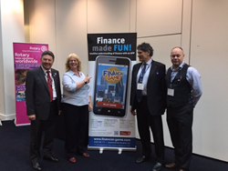 The Financial Game with Rotary Great Britain and Ireland