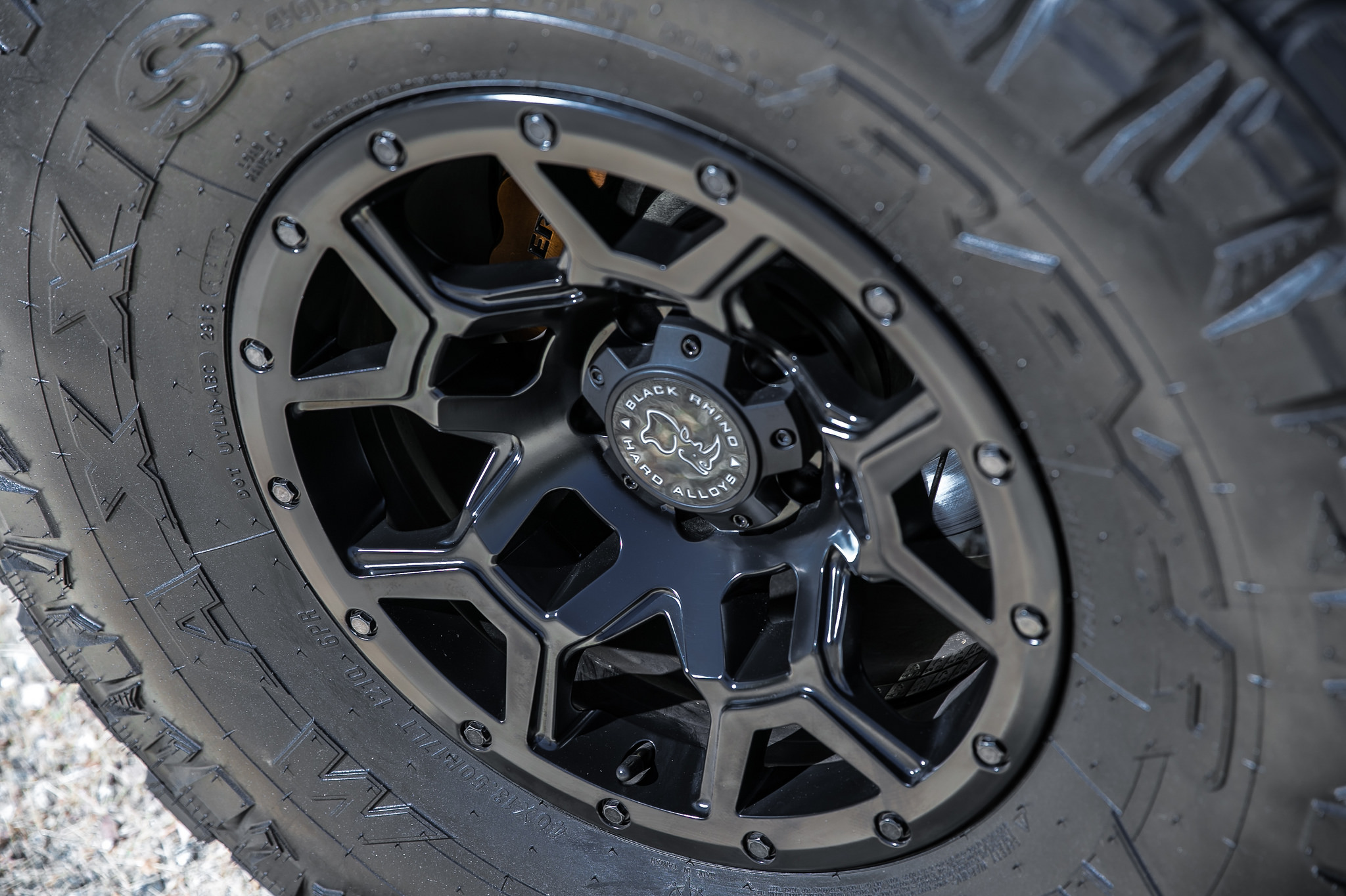 Black Rhino Truck Wheels Introduces the Overland