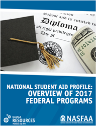2017 National Student Aid Profile