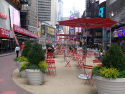 Terracast Products Step Planters In NYC