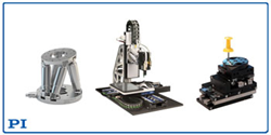 Nanopositioning Solutions & Systems, by PI
